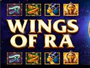 Wings of ra - red tiger