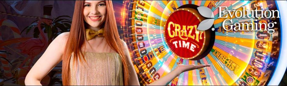 crazy time в казино